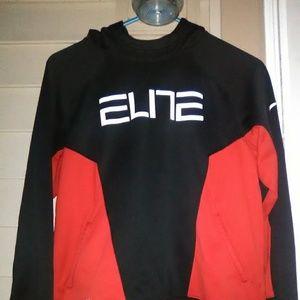 Nike hoodie youth.  Large.